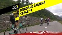 Onboard camera Emotions - Étape 19 / Stage 19 - Tour de France 2019