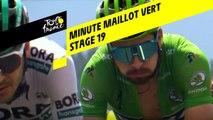 La minute Maillot Vert ŠKODA - Étape 19 - Tour de France 2019