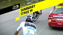 Summary - Stage 19 - Tour de France 2019