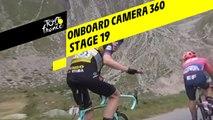 Onboard camera 360 - Étape 19 / Stage 19 - Tour de France 2019