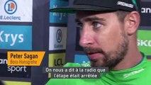 Sagan «Les organisateurs ont fait de leur mieux» - Cyclisme - Tour de France