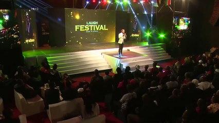 Laugh Festival 3 at KICC Nairobi