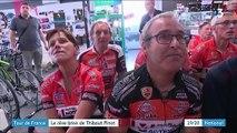 Tour de France : l'abandon du favori Thibaut Pinot
