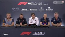 F1 2019 German GP - Friday (Team Principals) Press Conference