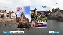 Un été en France : une jeune fille au pair tchèque à Laval