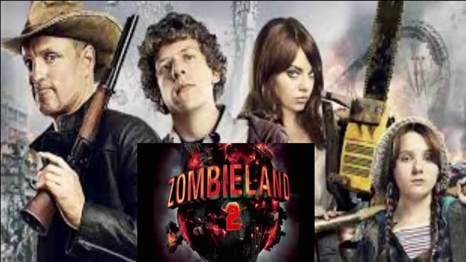 Zombieland Double Tap Official Trailer Hd
