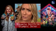 'Stranger Things' Has The Right Amount Of Scary For Mikaela Shiffrin