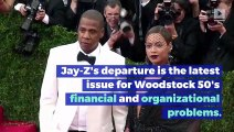 Jay-Z No Longer Closing Act at Woodstock 50