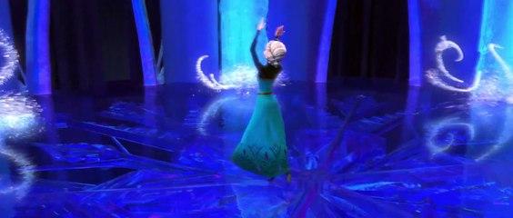 Karlar Ülkesi Film - Elsa I Aldırma Şarkısını Söylüyor! ❄️