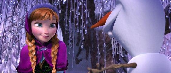 Karlar Ülkesi Film - Merhaba ben Olaf! ☃️