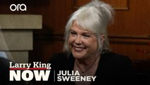 """""""Very dramatic and traumatic"""": Julia Sweeney on her time at 'SNL'"""