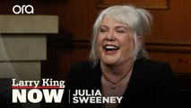 Former 'SNL' cast member Julia Sweeney on how bad times can lead to good comedy