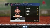 Rick Porcello Has Productive Night In Red Sox's Blowout Win Vs. Yankees