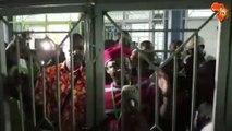 Face à face tendu entre  enseignants et policiers à la cérémonie de passation de charges  entre Michael Boko et Cissé Vakaba