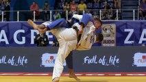 GP de Zagreb  cinco medalhas para cinco países e Telma Monteiro em sétimo