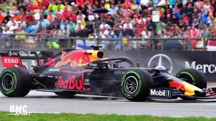 Formule 1 : un Grand Prix d'Allemagne fou avec Verstappen en vainqueur