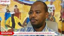 Forum annuel de dialogue politique de haut niveau de l'ADEA sur l'enseignement secondaire en Afrique, Albert Nsengiyumva explique les enjeux