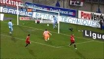 13/01/08 : Mickaël Pagis (39') : Rennes - Marseille (3-1)