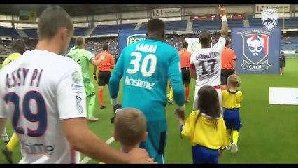 Le résumé de FCSM-SM Caen (0-0)