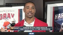 Rodney Harrison Believes More Patriots Should Be In NFL Hall Of Fame