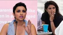 Priyanka Chopra Smoking Controversy: Parineeti Chopra reacts to her being trolled for smoking