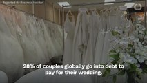 28% of Couples Now Go Into Debt For Their Wedding