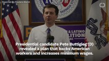 Dem Pete Buttigieg Reveals New Pro-Workers Plan