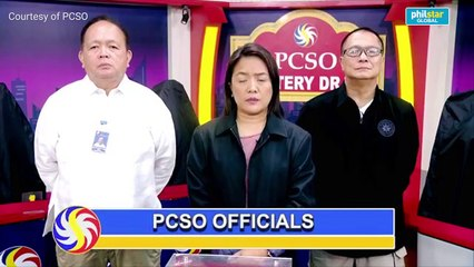 PCSO to appeal Duterte's order vs lotteries, games