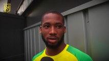 Stade Brestois - FC Nantes : la réaction des joueurs