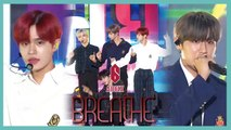 [HOT] AB6IX  - BREATHE, 에이비식스 - BREATHE Show Music core 20190727