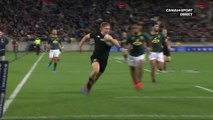 Rugby Championship - Goodhue ouvre le score face aux Springboks