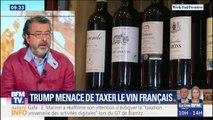 Quelles seraient les conséquences d'une hausse de la taxation de vin Français au États-Unis?