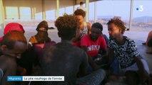 Migrants : le pire naufrage de l'année