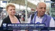 Week-end de chassé-croisé: la SNCF mobilisée pour éviter les retards