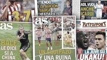 L'humiliation du Real Madrid par l'Altético fait les gros titres en Espagne, Griezmann comprend la colère des supporters du Barça contre lui