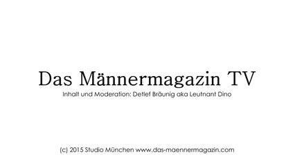 Das Männermagazin TV, Folge 18, Der SWR2 und Journalist Sebastian Witte, die Meister der Zensur