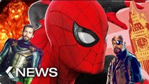 Spider-Man Shitstorm, Justice League Dark, New Star Trek. News