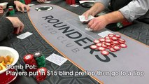 ALL IN SIX TIMES--- WILDEST Cash Game Session Ever- DO NOT MISS- Poker Vlog Ep 84
