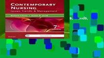 [Doc] Contemporary Nursing: Issues, Trends,   Management, 7e