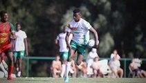 Un jeune Burkinabé élimine 4 défenseurs avant d'aller marquer