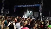 Mustii au festival Les Gens d'Ere en 2019