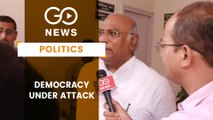 Kharge: BJP Went Against The Spirit Of Democracy