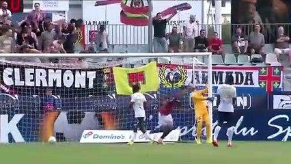 J01: Clermont - Châteauroux (3-0)