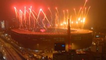 A Lima la spettacolare inaugurazione dei Giochi Panamericani