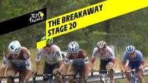 L'échappée / The breakaway - Étape 20 / Stage 20 - Tour de France 2019