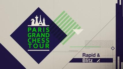 2019 Paris  Rapid & Blitz: Day 1