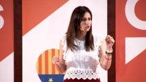 """Roldán asegura que gobernará para """"todos los catalanes"""""""