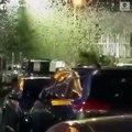 Les images effrayantes de dizaines de milliers de sauterelles qui ont envahi Las Vegas filmées par les habitants