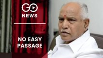 BJP Faces K'taka Floor Test Challenge