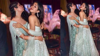 Jhanvi Kapoor's SECRET: Not Khushi Kapoor SHE is the Favourite of her!   FilmiBeat